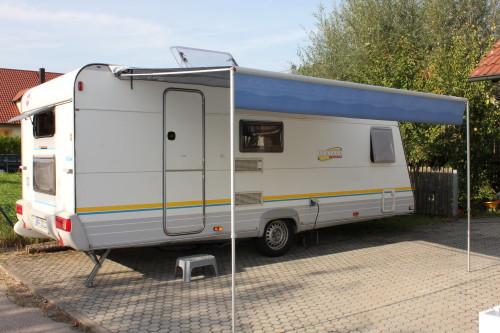 Praktische Markise F R Den Caravan