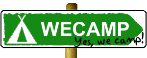 wecamp - Yes, we camp!